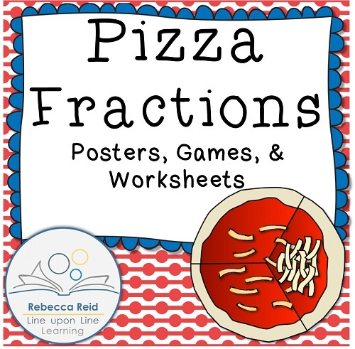 Fraction Worksheets Pizza Fraction Worksheets Preschool and – Pizza Fraction Worksheets