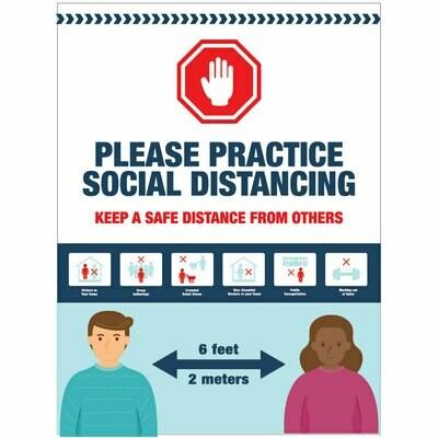 Practice Social Distancing