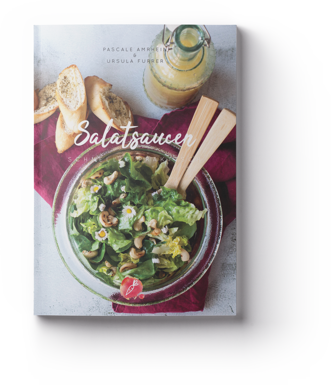 Salat für den Familientisch - Schnell und einfach - PDF
