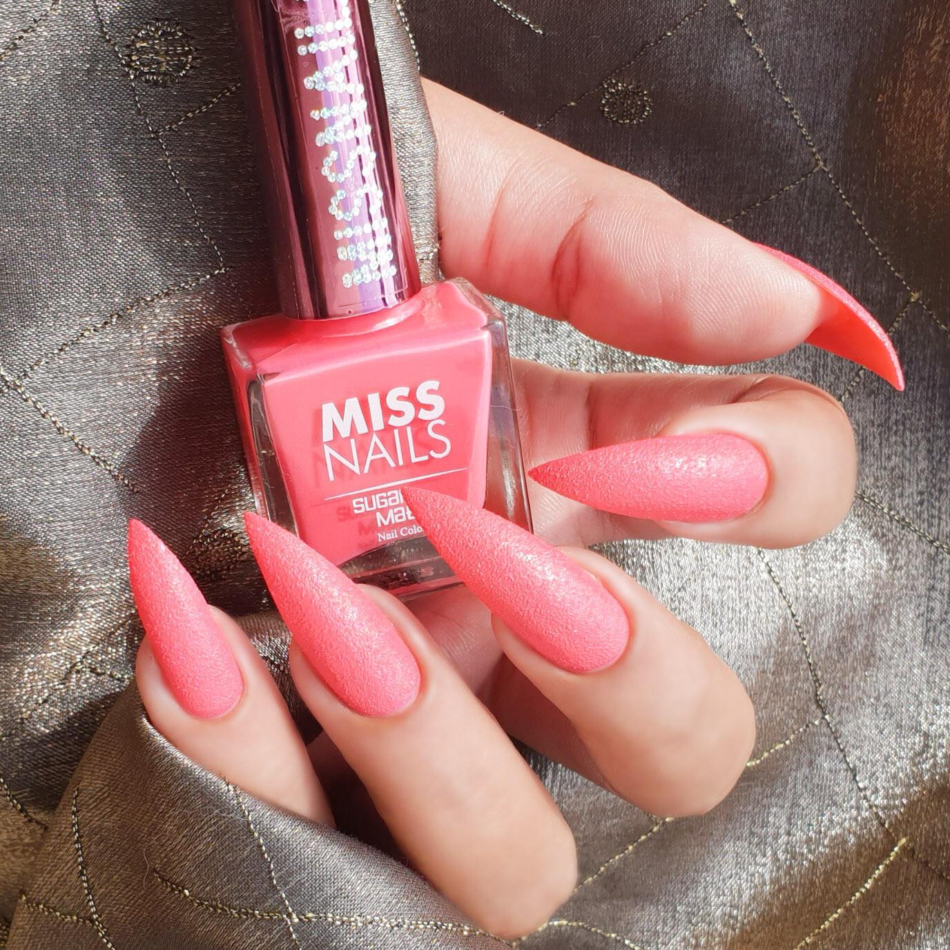 Sugar Matte Brink Pink