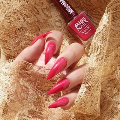 Hi-Gloss Red Rose