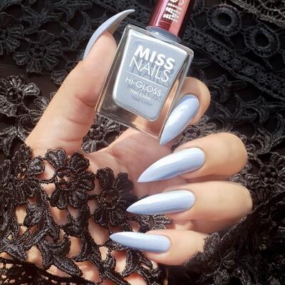 Hi-Gloss Blue Mist