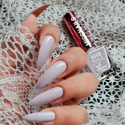 Gel Shine Something Gray