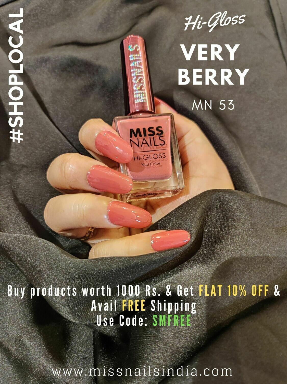 Hi-Gloss Very Berry