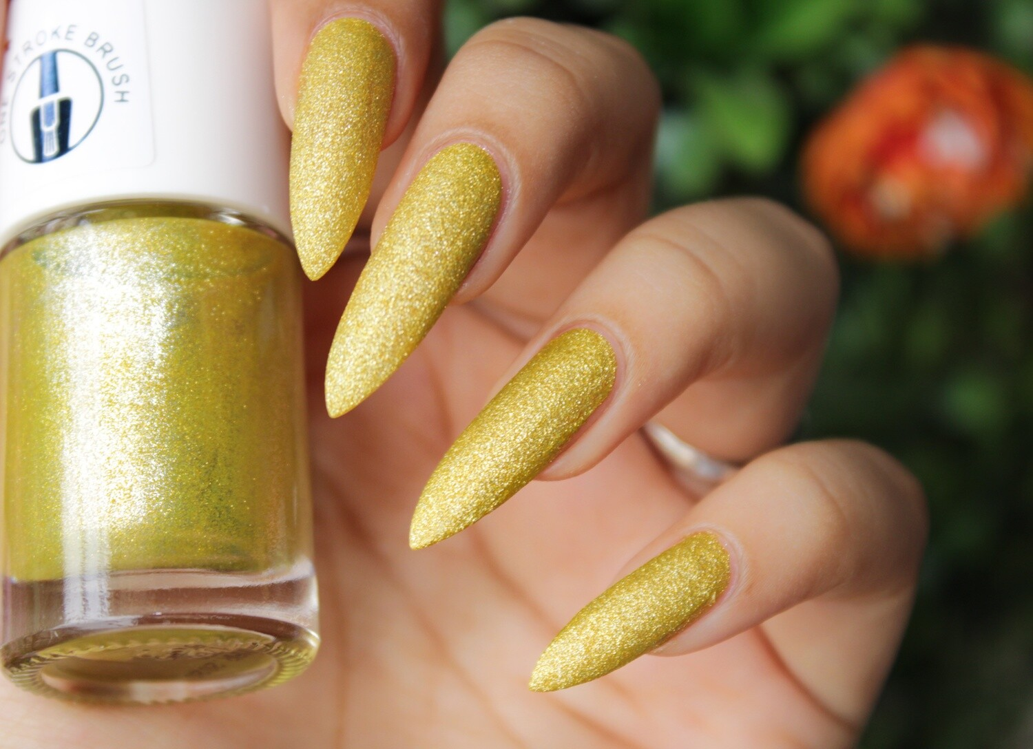 Glitter Crush Yellow Gold