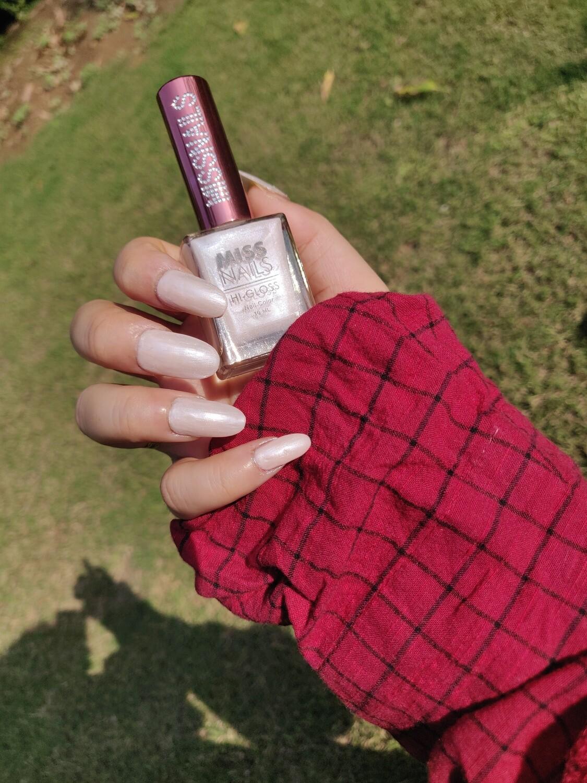 Hi-Gloss Angel Pink