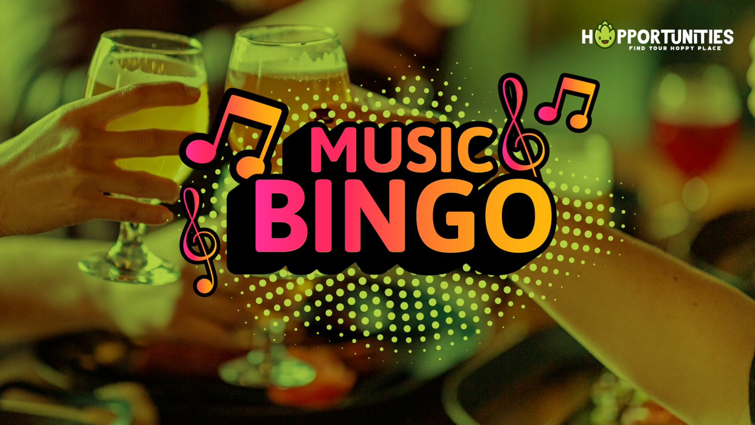 Thursday Virtual Music Bingo:  Check the dates you want to Play