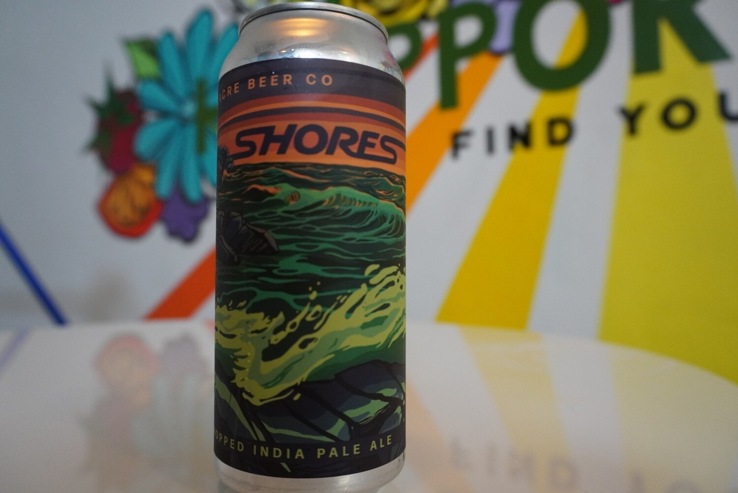 Half Acre - Shores - New England IPA - 6% ABV - 16oz Can