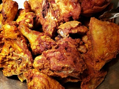 4th of July Fried Chicken for 6