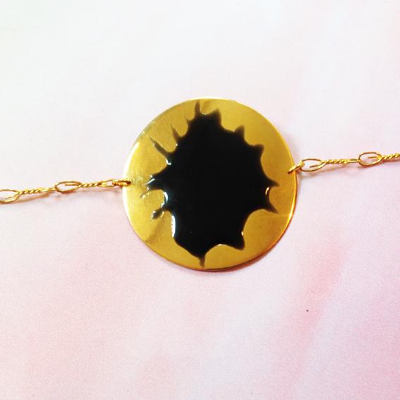 Bracelet Splatch! - Noir