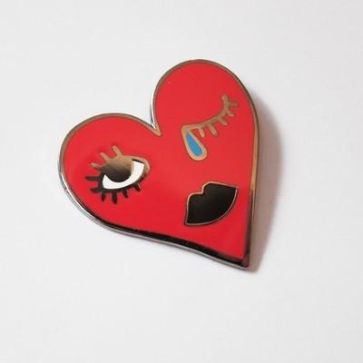 Pin's Coeur