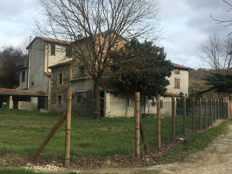 CALZOLARO. Porzione di caseggiato rurale di 270 mq ...