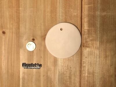 KS Circle Ornament