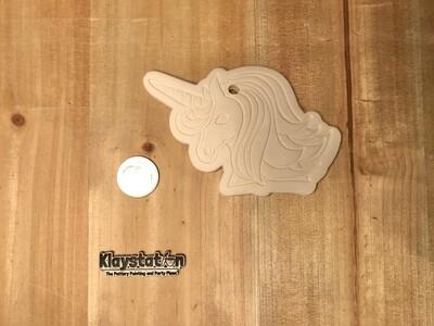 KS Unicorn Ornament
