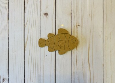 Clownfish MDF Board