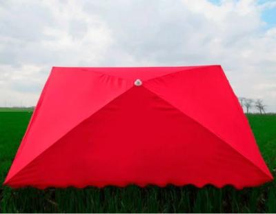Вуличний зонт 2,5*2,5 м з клапаном