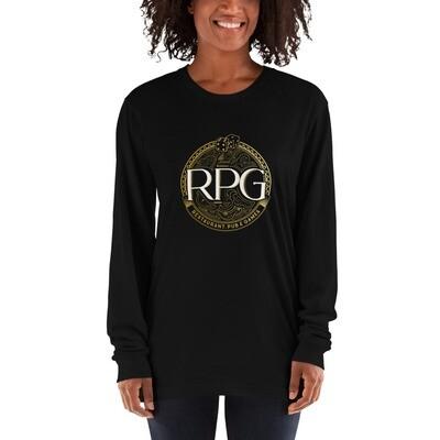 RPG Logo, Long sleeve t-shirt
