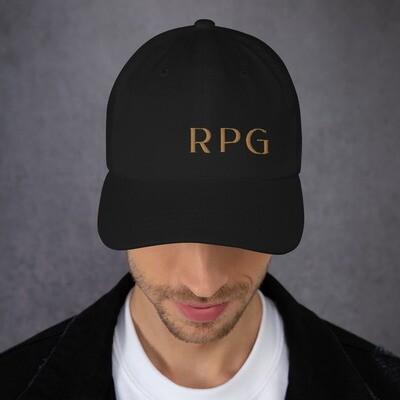 RPG Logo baseball hat