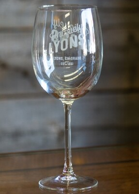 White Wine Glasses -Stemmed