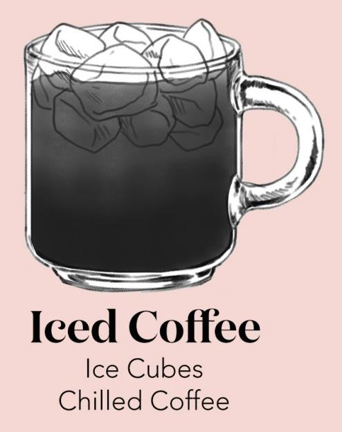 Iced Coffee - 16 oz.