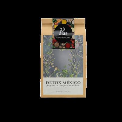 Té Detox México (2 meses)