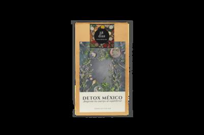 Té Detox México (1 mes)