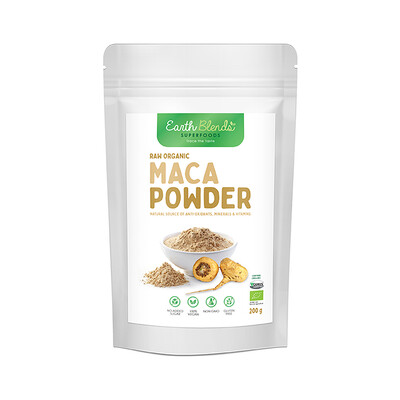 Earth Blends Maca Powder (200g)