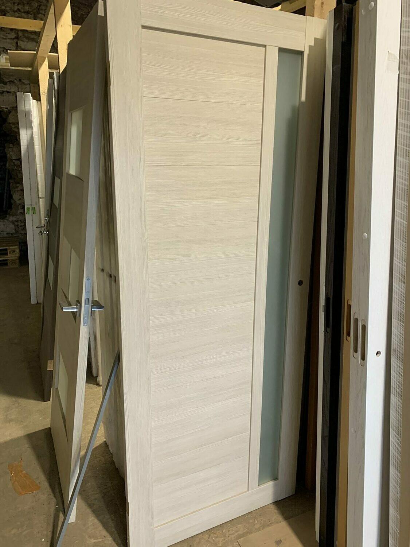 Межкомнатная дверь 81.25 дуб крема  840*2030 (образец)