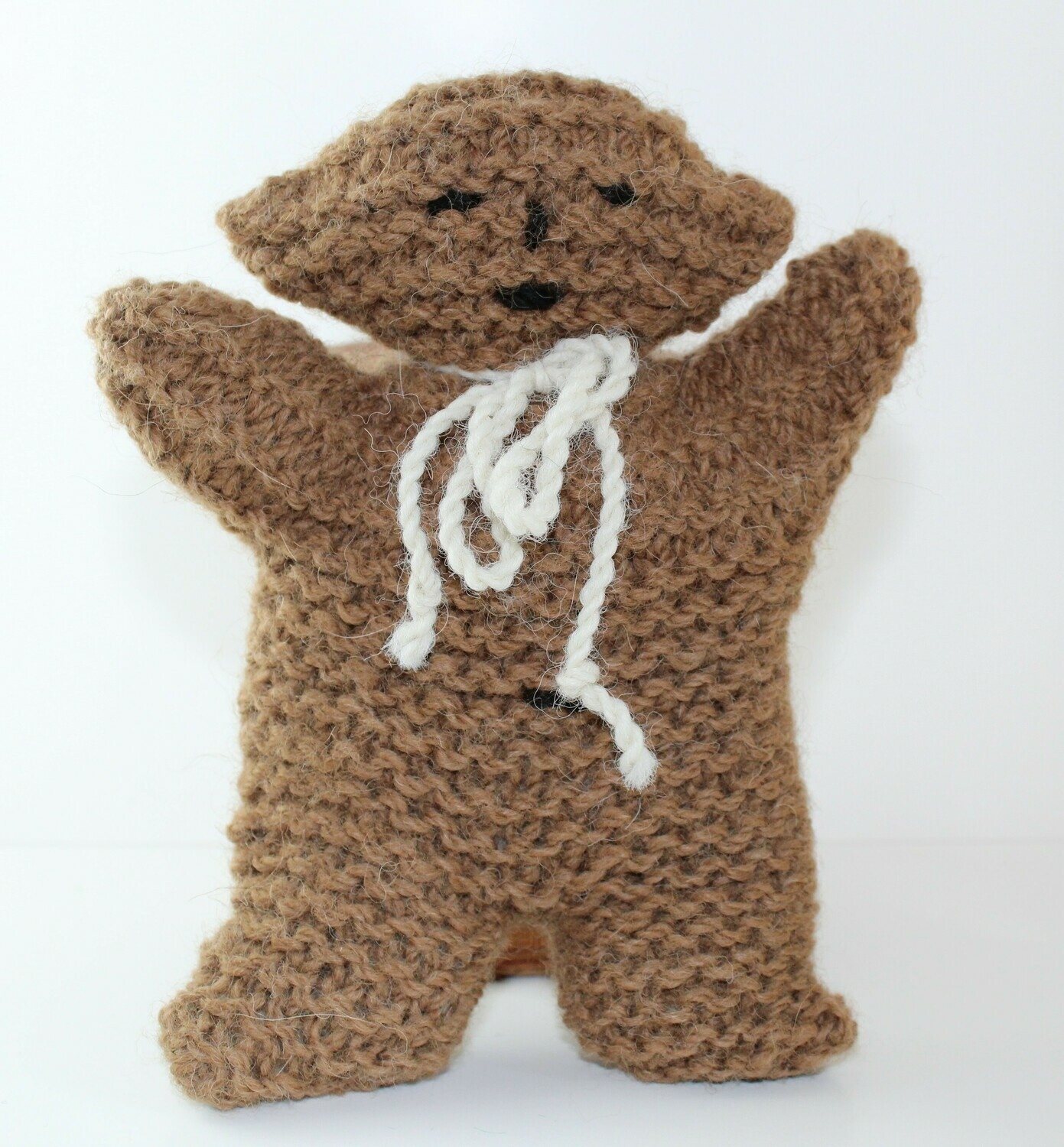 Knitted Teddy Bears 7