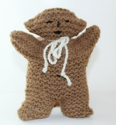 Knitted Teddy Bears 7