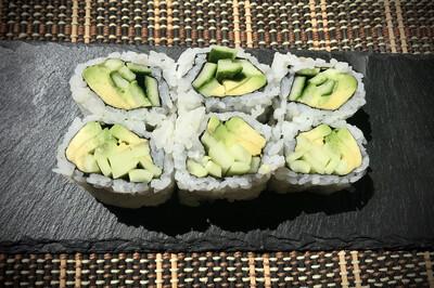 Avocado Cucumber Roll
