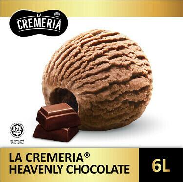 LA CREMERIA Heavenly Chocolate 6Litre