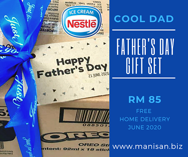 COOL DAD Father's Day Gift Set