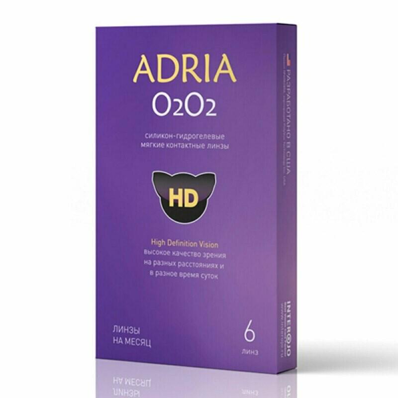 Контактные линзы Adria O2O2