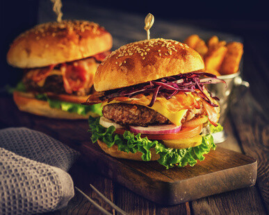 Burger am 08.10.2020