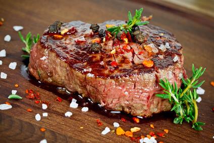 Steak am 30.09.2020