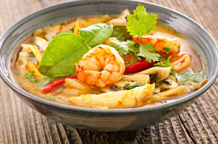 Asiatische Küche am 25.10.2020
