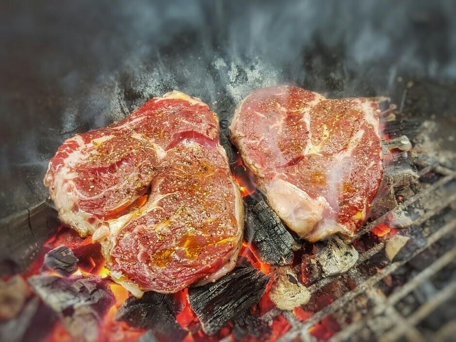 Dry Aged Ribeye Steak 450gm