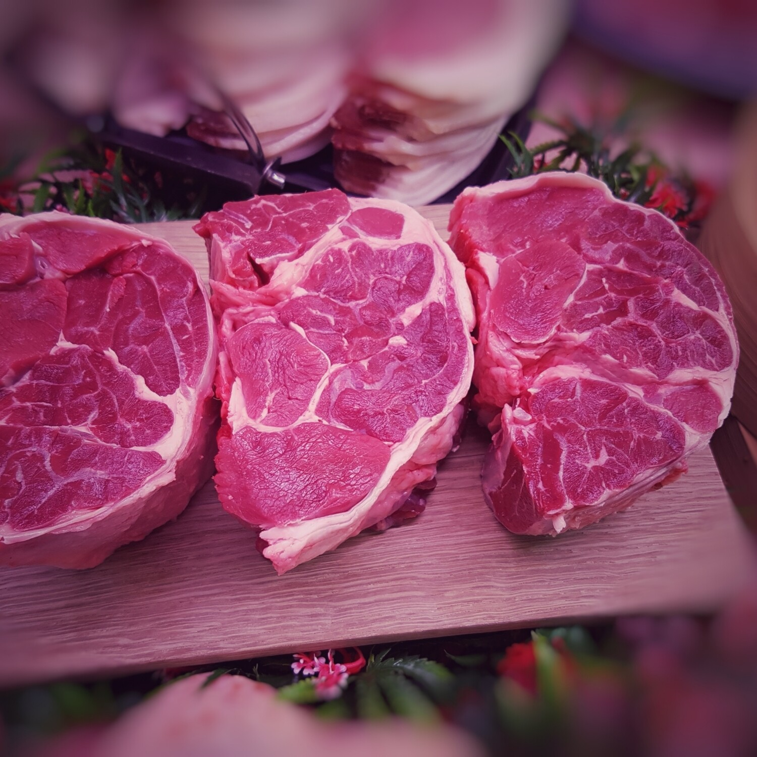 Dry Aged Shin of Beef