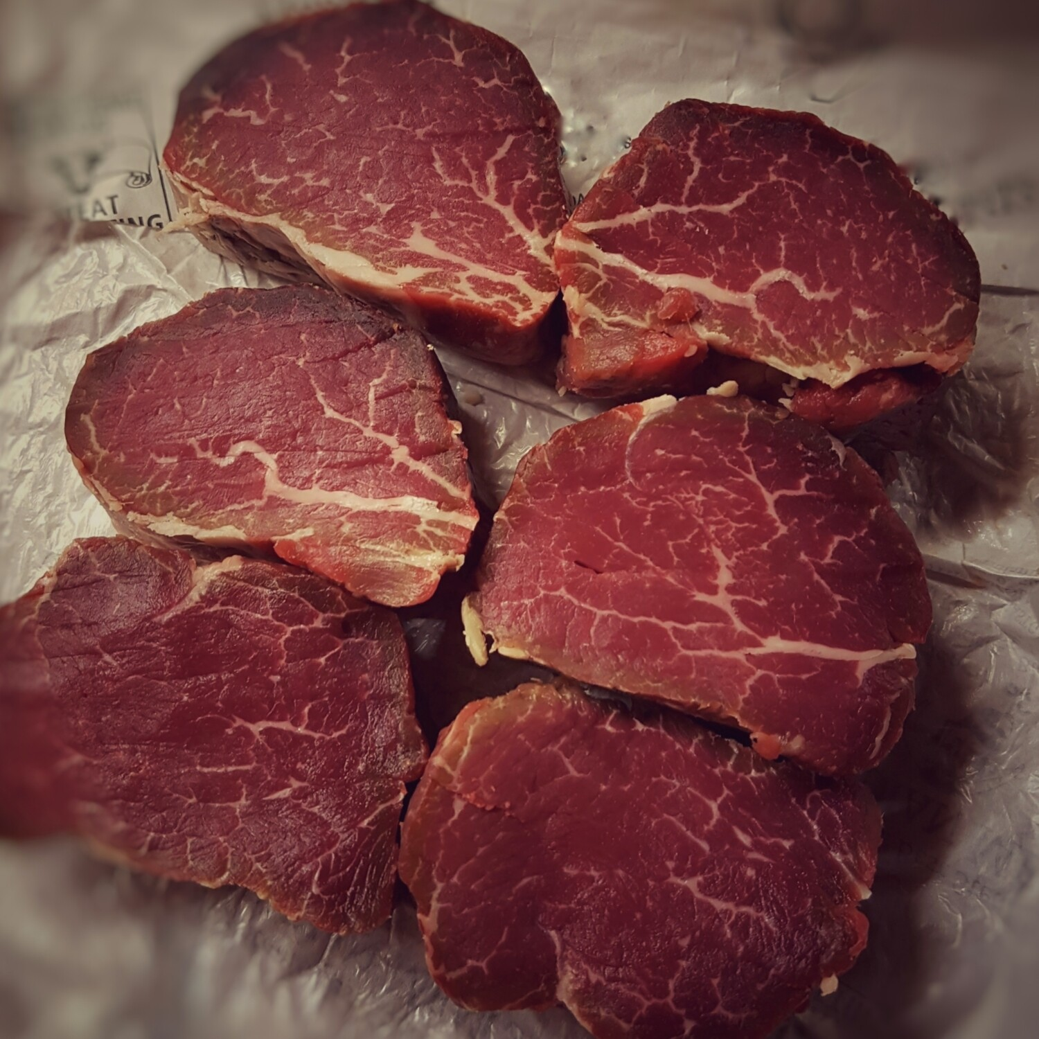 Dry Aged Fillet Steak 200gm