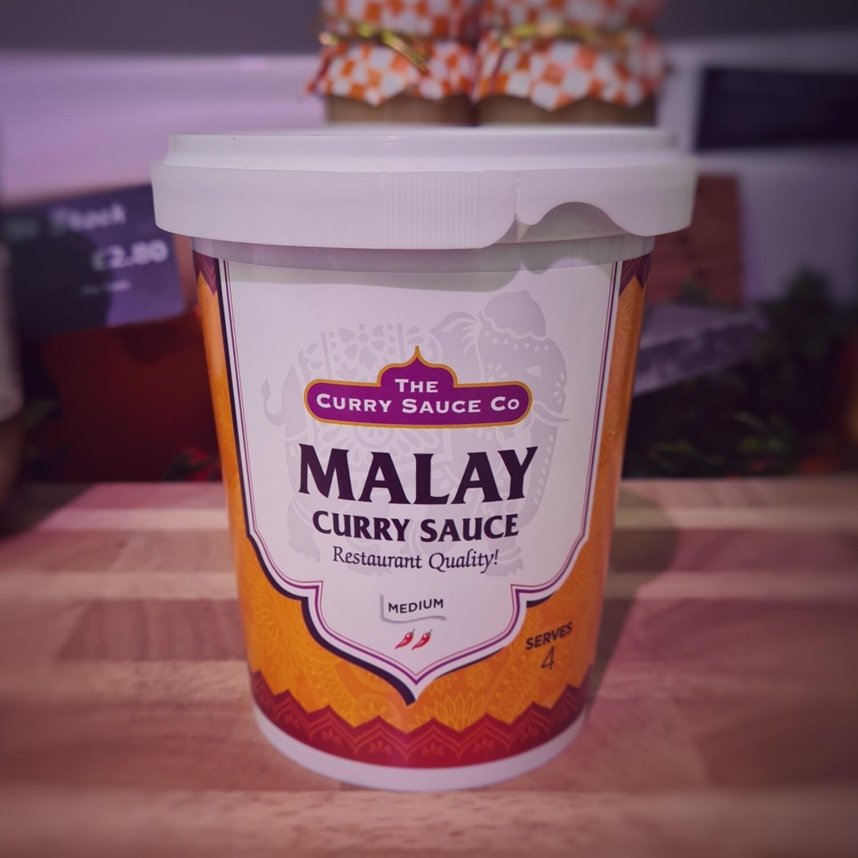Malay Cooking Sauce