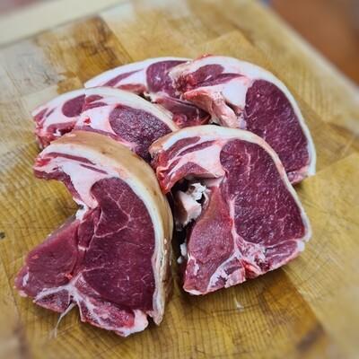 Wolds Lamb Loin Chops