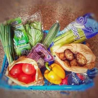 Seasonal Salad Box