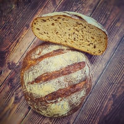 Large Sourdough Loaf