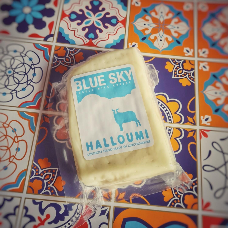 Blue Sky Halloumi