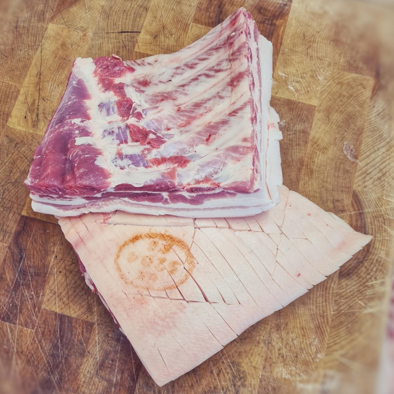Rare Breed Belly Pork