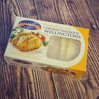 Smoked Haddock Wellingtons
