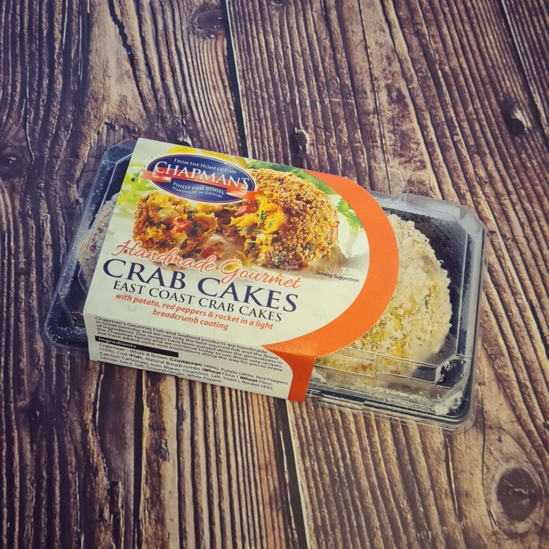 East Coast Crab Cakes