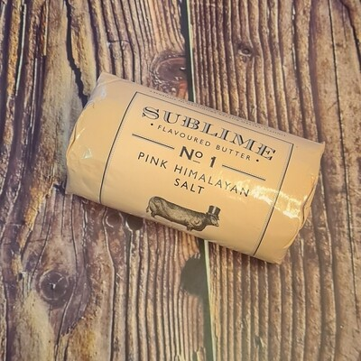 Sublime Himalayan Salted Butter