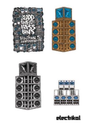 Speaker Bundle | Print (Save £15!)